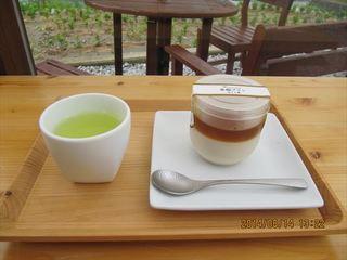 茶畑プリン.JPG